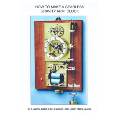 How to make a gearless gravity arm clock