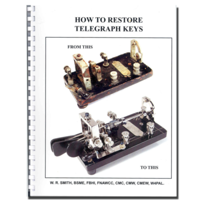 How To Restore Telegraph Keys
